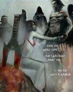 Orkos guerriero salvataggio circe