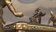 Kratos y el primer hijo del arquitecto