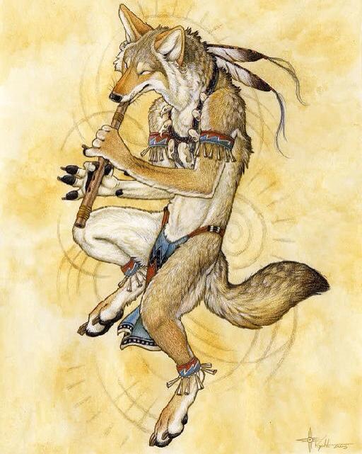 Native american mythology gods and goddesses