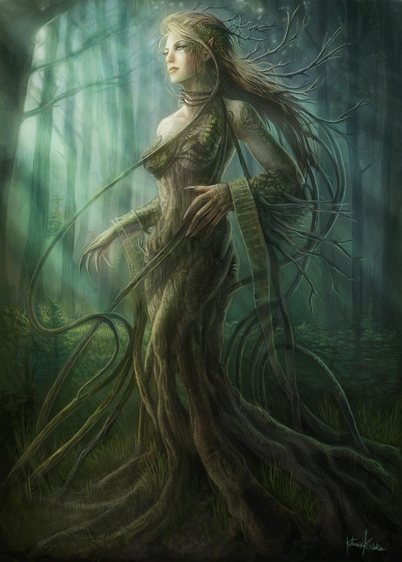 dryad gods goddess wiki fandom powered by wikia