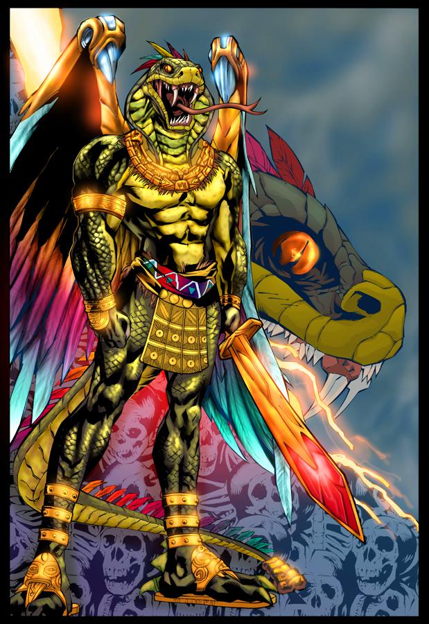 Quetzalcoatl   Gods &a...