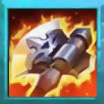 Titan Axe Equip