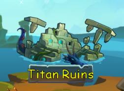 Titan ruins