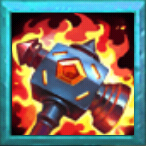 Heaven's Hammer Equip