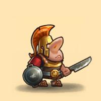 Achilles Sprite