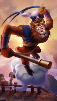 Monkey King Album