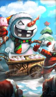 Snowman Album