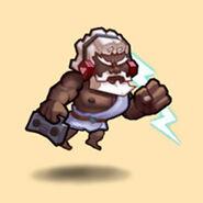 Zeus Sprite