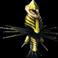 Fallen Cocoon Maiden Yellow