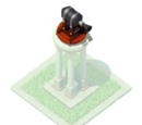 Greek Fire Tower