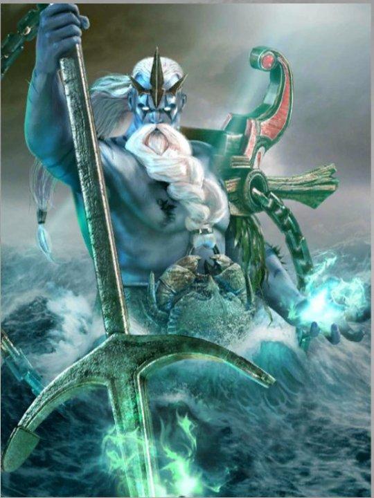Poseidon Gods Of Rome Wikia Fandom
