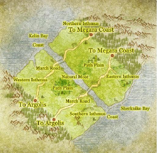 Istmus of Corinth