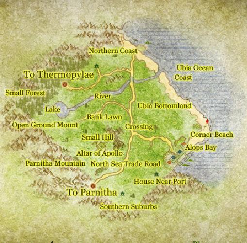 Parnitha Port