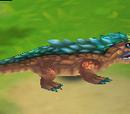 Dejected Crocodile