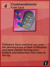 CommandmentsCard