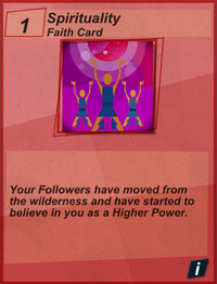 SpiritualityCard