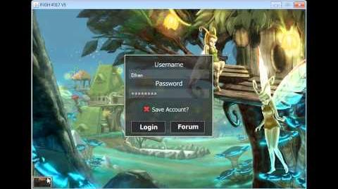 PJGH Login Screen