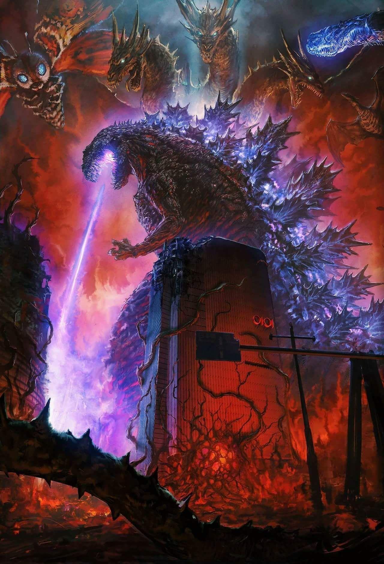 Shin Godzilla 2 Lazarus Godzilla Fanfiction Wiki Fandom