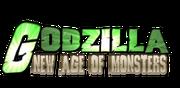 Godzilla New Age of Monsters New Logo