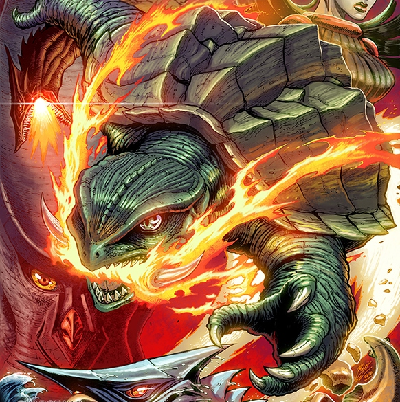 Gamera Godzilla Rulers Of Earthland Wiki Fandom