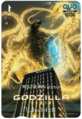 Godzilla The Planet Eater - Godzilla x Route Inn Hotel collaboration card