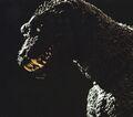 GMK - Godzilla Head Shot