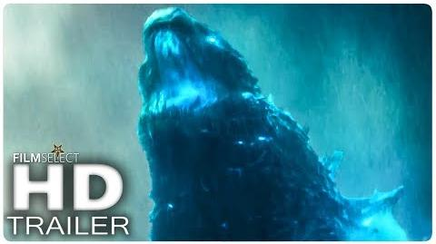 GODZILLA 2- King of the Monsters Trailer (2019)
