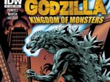 Godzilla: Kingdom of Monsters Issue 2