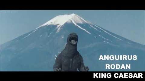 All Godzilla victory in Godzilla Final Wars!
