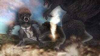 Axor vs. Godzilla -- Kaiju Fight Fan Animation