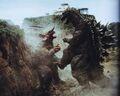 GMK - Godzilla Kicking Baragon