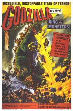 Godzilla King of the Monster