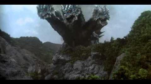 Godzilla vs DesGhidorah
