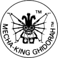 Monster Icons - Mecha-King Ghidorah