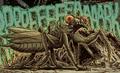 Godzilla Cataclysm Issue 1 - Kamacuras