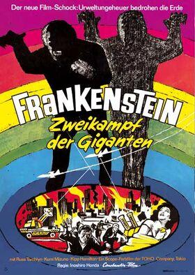 Frankenstein Zweikampf der Giganten