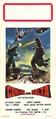 Godzilla Movie Posters - Godzilla vs. Megalon -Italian-
