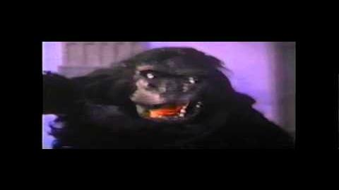 Stop Motion Deleted scenes of Godzilla and King Kong