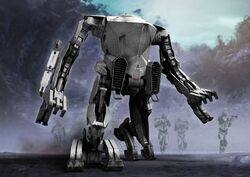 Godzilla Planet of the Monsters - Mech concept - 00001