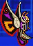 Gojira Kaiju Dairantou Advance - Character Sprites - Mothra