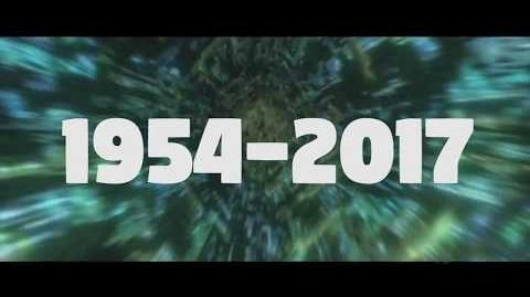 ALL GODZILLA ROAR 1954-2017