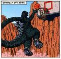 Charles Barkley vs Godzilla
