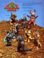 Godzilla's Gang Ad