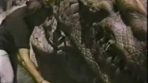 "GODZILLA® (1998) - TV Program 2 Mega Movie Magic ""Behind The Scenes"""