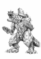 Concept Art - Godzilla Against MechaGodzilla - Kiryu 11