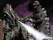 Godzilla vs Hedorah Final Wars 2004