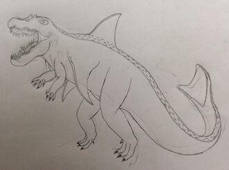 Sharkosuchus