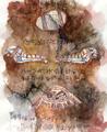Concept Art - Godzilla Final Wars - Shobijin Cave Mural 2