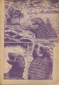 Gamera and Jiger Manga