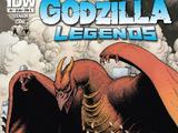 Godzilla: Legends Issue 2